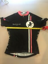Twin Six Womens Cycling Jersey Size Small S (5252)
