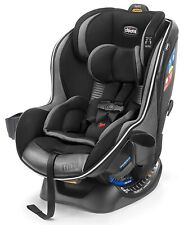 Chicco NextFit Zip Max Extended-use Convertible Baby Car Seat Q Collection