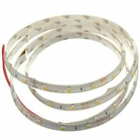 HU 1M 60-3528 SMD etanche LED Strip Lumineuse DC12V(Blanc Chaud)