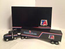 ERTL TA Country Pride Truckstops of America Kenworth Semi Truck 1:64 Diecast