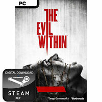 THE EVIL WITHIN PC STEAM KEY