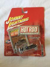 Johnny Lightning No 5 1927 Ford T-Roadster White Bottom Hot Rod 1/64 Die Cast