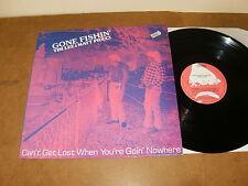 MATT PIUCCI & TIM LEE : GONE FISHIN - HOLLAND LP 1986 - ENIGMA 2126 1- Alt. rock