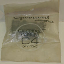NOS Original Garrard C4 Cartridge Carrier