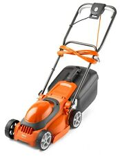 More details for flymo easistore 300r rotary lawn mower - bronze grade