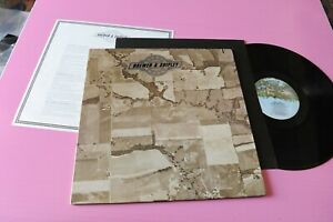 BREWER AND SHIPLEY LP RURAL SPACE ORIG US 1972 NM GATEFOLD COVER