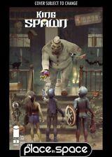 KING SPAWN #3D - BARENDS VARIANT (WK43)