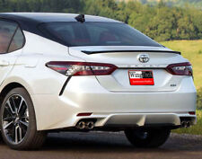 Fits: Toyota Camry 2018+ Painted Factory Style Flush Mount Rear Spoiler