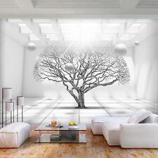 VLIES FOTOTAPETE Baum 3D Optik Kugeln groß TAPETE Wohnzimmer WANDBILDER XXL