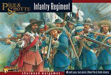 28mm Warlord Pike And Shot Infantry Regt. 30 Years War. ECW. BNIB