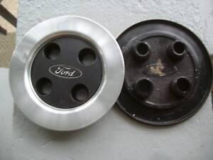 1991 1992 1993 ESCORT TEMPO CONTOUR CENTER CAP HUB CAP E8EC-1A097-CA 4 lug wheel