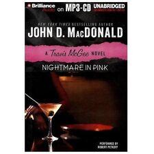 Travis Mcgee Nightmare in Pink 2 by John D. MacDonald (2013, MP3 CD, Unabridged)