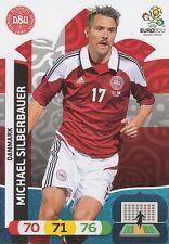 MICHAEL SILBERBAUER # DENMARK CARD PANINI ADRENALYN EURO 2012