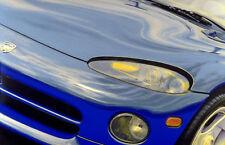Dodge Viper Car Art Hand Colored Photo Automobiles Chrysler