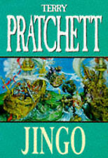 Jingo (Discworld Novel), By Terry Pratchett,in Used but Acceptable condition