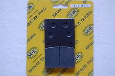 REAR BRAKE PADS fits KAWASAKI KZ 1000 ST Shaft 1979 1980 KZ1000 ST