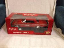 Johnny Lightning 1964 Coca-Cola Chevrolet Impala 1:18 Diecast Car