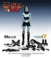 PHICEN Super Flexible Seamless Body Zombie Warrior Z-Girl 1/6 Figure IN STOCK
