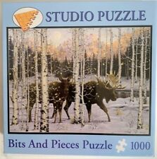 Bits And Pieces 45828 Forest Twilight 1000 piece Jigsaw Puzzle Sealed Box