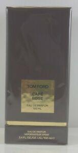 Tom Ford Cafe Rose 100ml 3.4 Oz Eau De Parfum Spray New Sealed Box