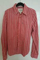 Abercrombie and fitch high quality long sleeved shirt size medium