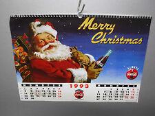 Coca Cola Kalender 1994 Sammlungsauflösung