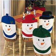 Chaises multicolore en tissu pour le salon