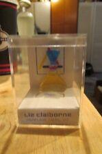 LIZ CLAIBORNE RED TRIANGLE 1/8 fl oz PERFUME  UNUSED FULL