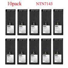 Ntn7143 Battery For Motorola Ht1000 Mt2000 Mts2000 Mtx9000 Ntn7144 Ht6000 Radio