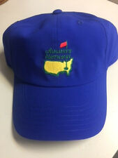 Augusta National hat, beautiful blue color, new