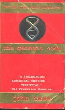 The Genesis Code by John Case (1998, Paperback)