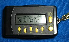 Vintage Draw Poker Electronic LCD Keychain Game - Waco