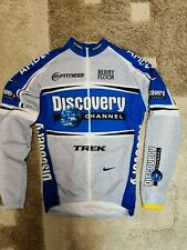 Discovery, Lance Armstrong, Nike, Cold Weather Cycling Jacket