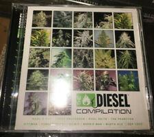 THE DIESEL COMPILATION CD SEALED NEW Master Ace, Roy Jones Jr., Buckshot pep lov