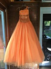 Prom dress, Size 0, Beading Detail, Perfect Condition
