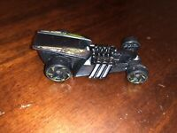 HOT WHEELS Z ROD BLACK AS PICTURED  TIDY COLLECTABLE DIECAST CAR