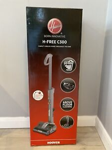 Hoover H-FREE C300 Cordless Upright Vacuum Cleaner - Grey (3063200)