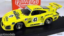 Quartzo 1/43 Scale 3007 Kremer K3 Porsche Le Mans 80 Malardeal Diecast Model Car
