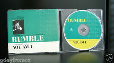You Am I - Rumble 3 Track CD Single