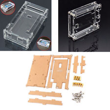 Acrylic Box Enclosure Transparent Case for Arduino-MEGA2560 R3 Arduino UNO R3