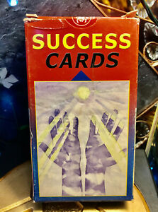 Rare. Success Cards 64 Oracle Giuseppe Ricci OOP Out Of Print 2003