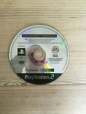 Need for Speed Underground (Platinum) for PS2 *Disc Only*