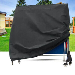 Full Size Table Tennis Storage Cover Table Tennis Waterproof Protector Sheet UK
