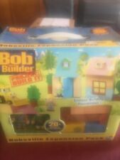 Bob the Builder Bobsville Expansion Pack Building Toys Magnetic new