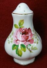 ROYAL ALBERT china AMERICAN BEAUTY pattern Pepper Shaker - 3""