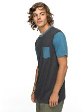 Quiksilver Baysicpocket m Kttp Krph Dark Grey Heather XS