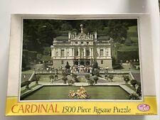 Philmar Cardinal 1500 Piece Jigsaw Puzzle S Italian Harbour Vintage