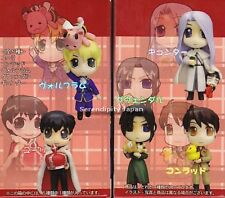 Kyo kara Maoh! Mini Figure ChibiMa! Set of 5 NEW