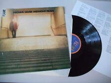 LP Jazz Michael Silver - Midnight Train (10 Song) FLAME DT AUSTROPHON / Insert