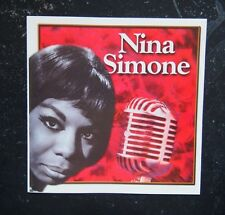Compilation CD - Nina Simone, My Baby Just Cares for Me - 2000 Golden Giants